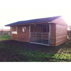 Stable / Field Shelter and Hay Store