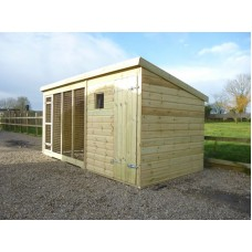 XXL Kennel and Run - The Nocton